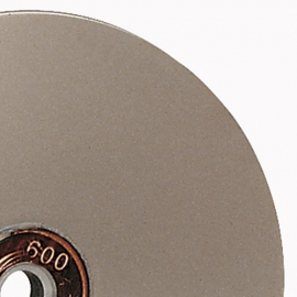 Diamantové kotúče 125 mm, stredný, zrnitosť 600