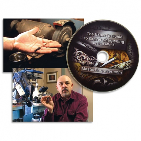 DVD The Expert's Guide to Graver Sharpening