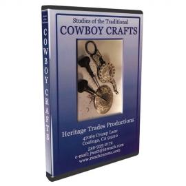 DVD Cowboy-Crafts, súprava všetkých 3 DVD