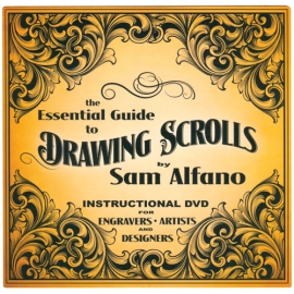 DVD The Essential Guide to Drawing Scrolls