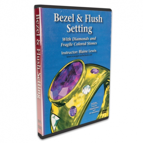 DVD Bezel & Flush Setting