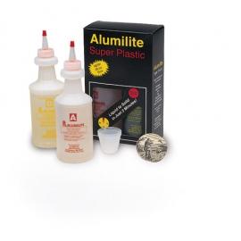 Alumilite Super Plastic, svetlo hnedý