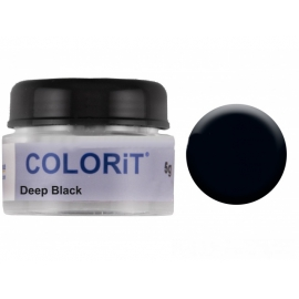 COLORIT Deep Black 18g