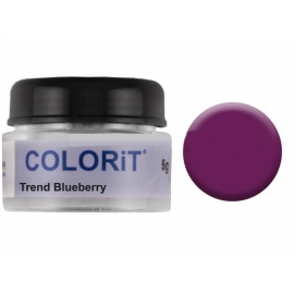 COLORIT Trend Blueberry 5 g