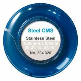 Zvárací drôt, Oceľ, 100 cm, pr.0,40 mm, Steel CMS