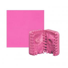 Silikonová guma růžová
